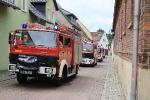 160 Jahrfeier der Feuerwehr Stößen